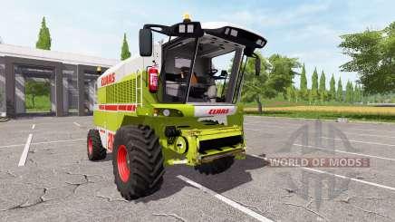 CLAAS Dominator 208 Mega v1.1 для Farming Simulator 2017