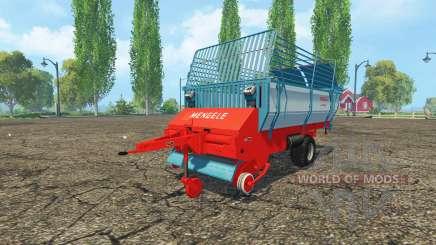 Mengele LW 330 Super v2.0 для Farming Simulator 2015