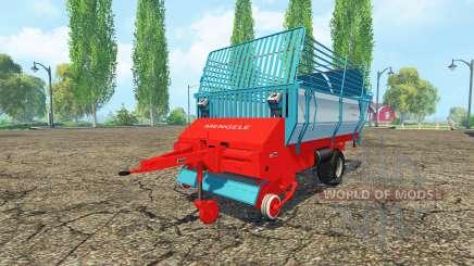 Mengele LW 330 Super v3.0 для Farming Simulator 2015