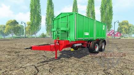 Kroger TKD 302 для Farming Simulator 2015