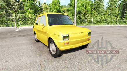 Fiat 126p для BeamNG Drive