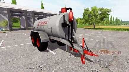 Kotte Garant VE 14000 для Farming Simulator 2017