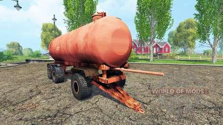 МЗХТ 16 v2.0 для Farming Simulator 2015