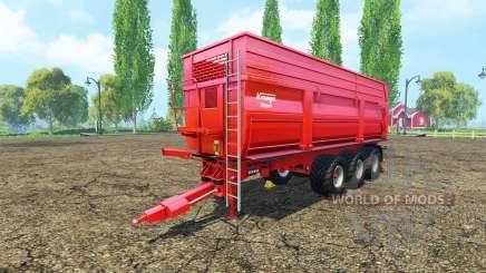 Krampe BBS 900 v2.0 для Farming Simulator 2015