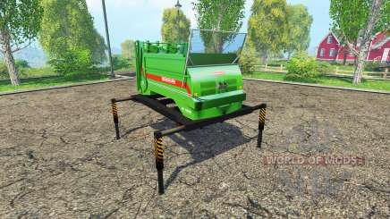BERGMANN M 1080 для Farming Simulator 2015