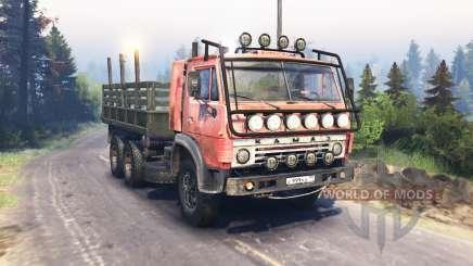 КамАЗ 53212 v3.0 для Spin Tires