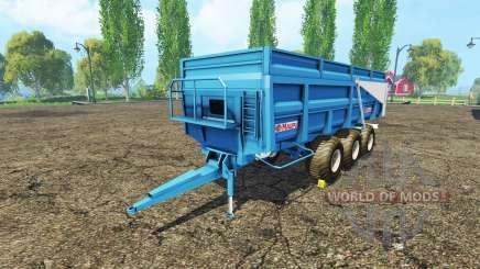 Maupu BM для Farming Simulator 2015