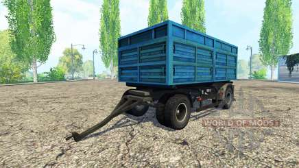 НЕФАЗ-8560 для Farming Simulator 2015