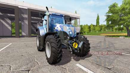 New Holland T7.170 для Farming Simulator 2017