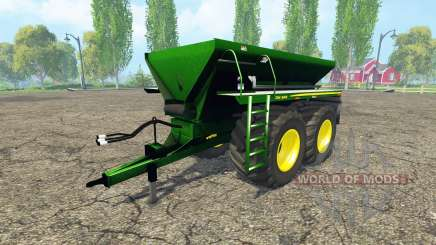 John Deere DN345 fix для Farming Simulator 2015