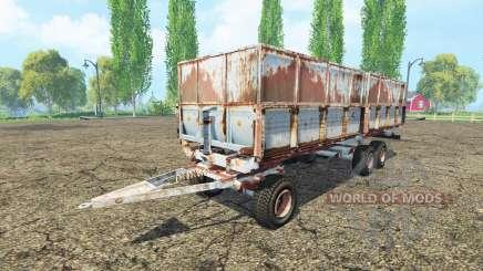 ПТС 12 v2.0 для Farming Simulator 2015