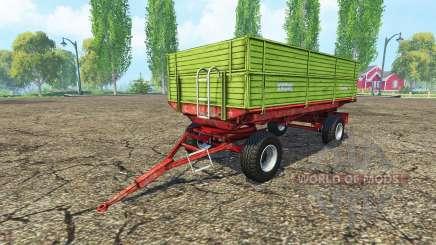 Krone Emsland v1.6.5 для Farming Simulator 2015