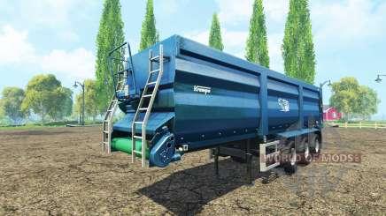Krampe SB 30-60 farbwahl v2.0 для Farming Simulator 2015