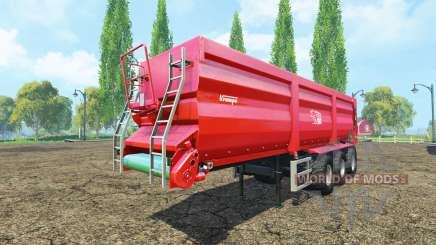 Krampe SB 30-60 S для Farming Simulator 2015