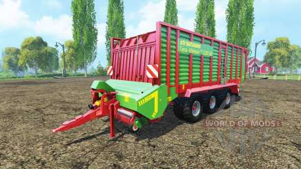 Strautmann Tera-Vitesse CFS 5201 DO для Farming Simulator 2015