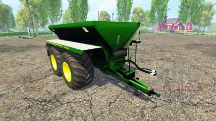 John Deere DN345 для Farming Simulator 2015