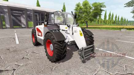 Bobcat TL470 v1.7 для Farming Simulator 2017