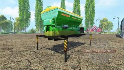 Amazone ZG-B 8200 для Farming Simulator 2015