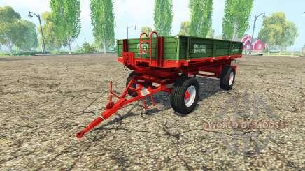 Krone Emsland для Farming Simulator 2015