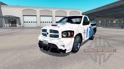 Dodge Ram SRT-10 для American Truck Simulator