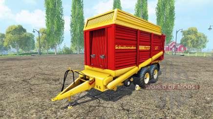 Schuitemaker Rapide 125 v1.1 для Farming Simulator 2015