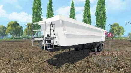 Schmitz Cargobull SKI 24 v0.8 для Farming Simulator 2015