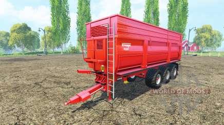 Krampe BBS 900 для Farming Simulator 2015