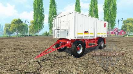 Kroger HKD 302 multifruit для Farming Simulator 2015