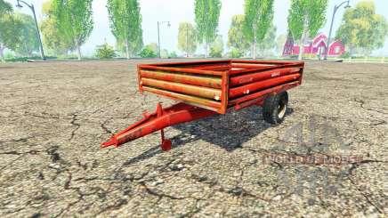 Agromet T103 для Farming Simulator 2015