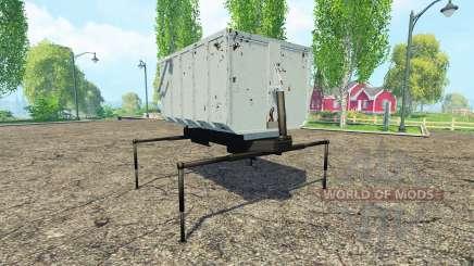 Самосвальный кузов для Farming Simulator 2015