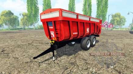 Gilibert 1810 Pro для Farming Simulator 2015