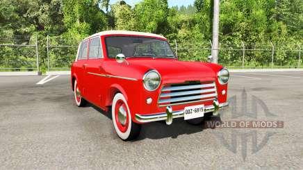 Satsuma 210 1958 для BeamNG Drive