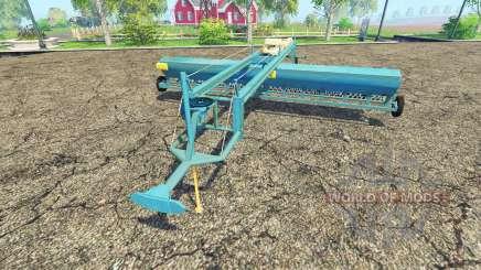 Прицепная сеялка для Farming Simulator 2015