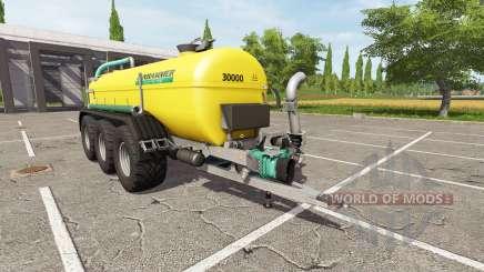 Zunhammer SKE 30 PUD для Farming Simulator 2017