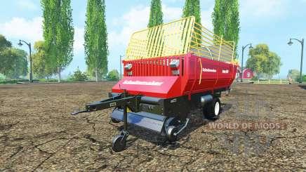 Schuitemaker Forage 2500 для Farming Simulator 2015