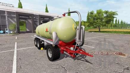 ANNABURGER HTS 24.27 v1.1 для Farming Simulator 2017