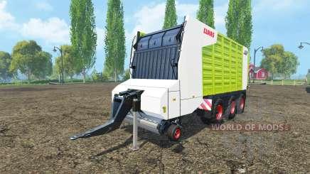 CLAAS Cargos 9500 v1.0 для Farming Simulator 2015