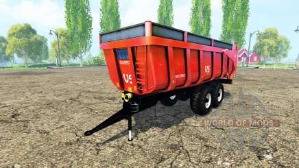 Gilibert 1800 PRO для Farming Simulator 2015