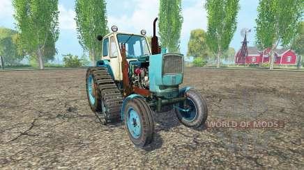 ЮМЗ 6Л полугусеничный для Farming Simulator 2015