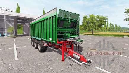 Kroger TAW 30 high-capacity для Farming Simulator 2017
