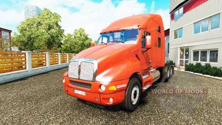 Kenworth T2000 v1.2 для Euro Truck Simulator 2
