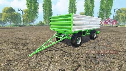 Mega Metal 10T для Farming Simulator 2015