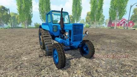 МТЗ 80Л полугусеничный для Farming Simulator 2015