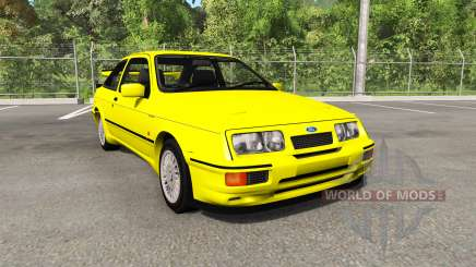 Ford Sierra RS500 Cosworth v1.1.1 для BeamNG Drive
