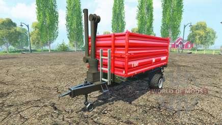 BRANTNER E 8041 v2.1 для Farming Simulator 2015