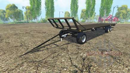 Fliegl DPW 180 v2.0 для Farming Simulator 2015