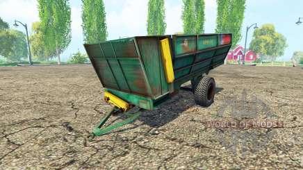 КРФ 10 для Farming Simulator 2015