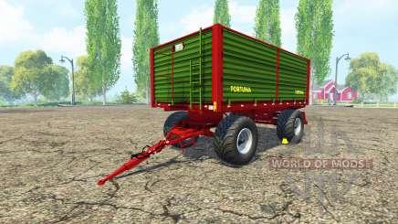 Fortuna K180 v1.1 для Farming Simulator 2015