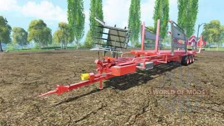 Arcusin AutoStack FS 32 для Farming Simulator 2015
