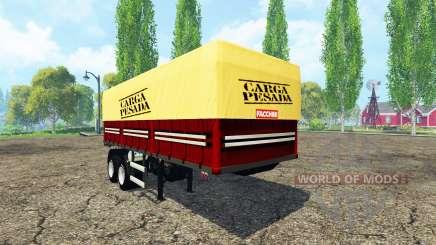 Bitrem Facchini для Farming Simulator 2015